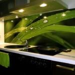красивые фотообои для кухни