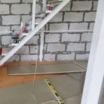 Лестница в павильоне Конструктора