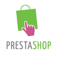 Логотип движка интернет-магазина prestashop