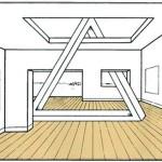 Нарушение законов геометрии в пространстве