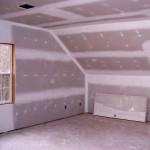 Гипсокартоннные стены и потолок