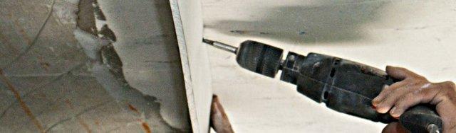 Выступы в потолке из гипсокартона