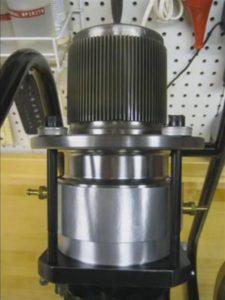 Кольцевые хомуты на двигателе стирлинга