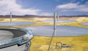 Проект тепловых станций
